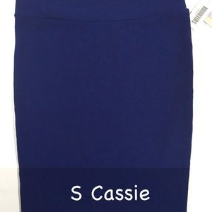 S LuLaRoe Cassie Pencil Skirt
